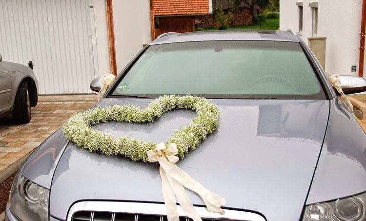 Wedding Car Decoration Ideas | Women\'s clothing fashion