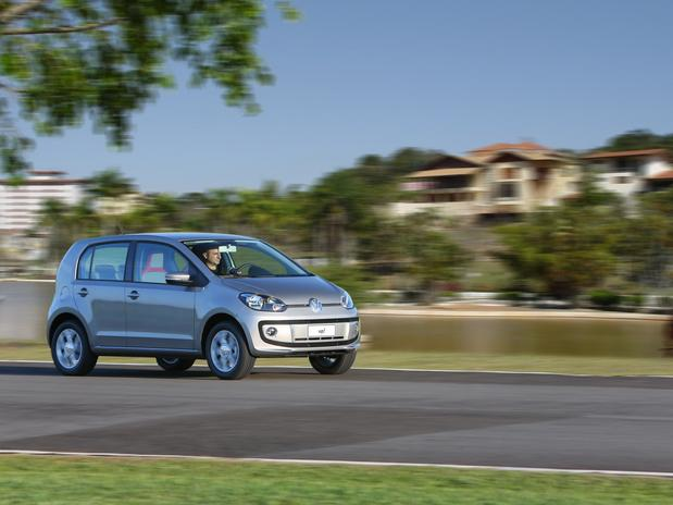 Volkswagen Speed-up! 2016 - Turbo