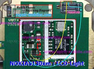 Trik Jumper Lampu Nokia 5130