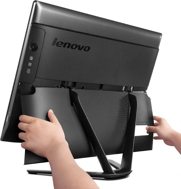 снятие задней крышки Lenovo C40-30