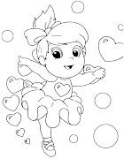 . desenhos para colorir, desenhos para desenhar, pintar, princesas (desenho de bailarina para colorir risco de pano de prato )