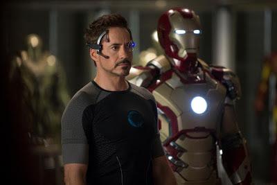Toma de la película Iron Man3.