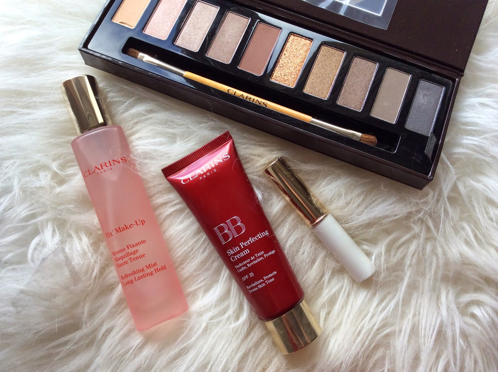 Clarins Autumn 2014