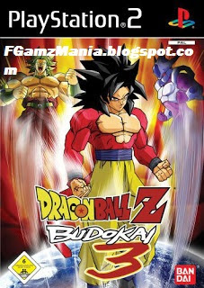 Dragon Ball Z: budokai 3 ISO PS2