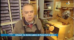 France 3 chez Pierre Voisin