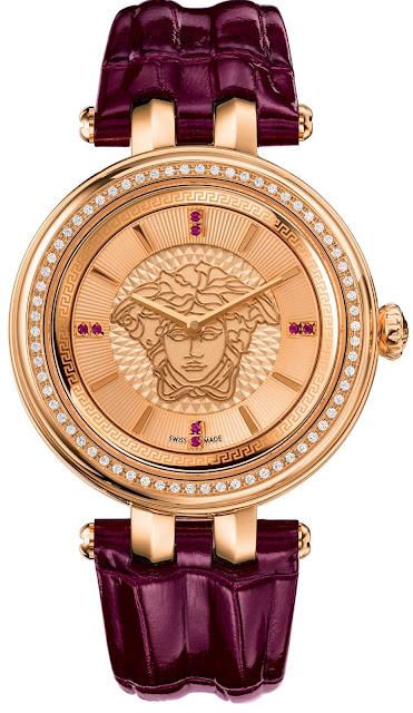 Khai Versace Watch