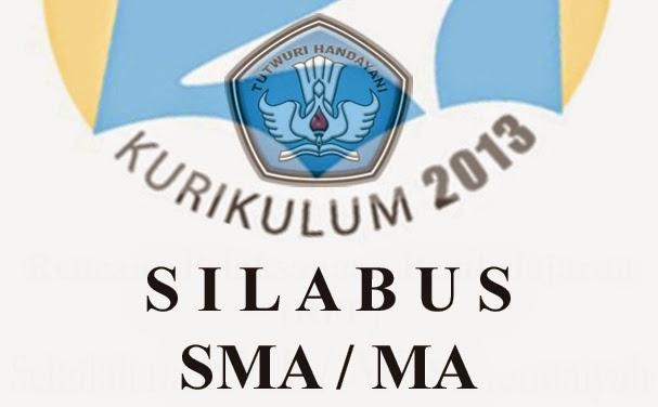 Rpp Terbaru Download Silabus Sma Ma Kurikulum 2013 Lengkap