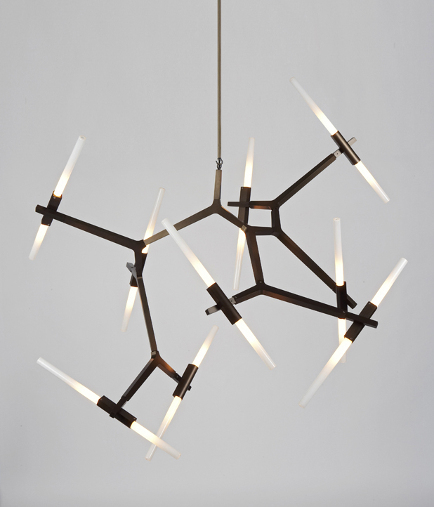 let's stay: cool lighting fixtures from roll & hill