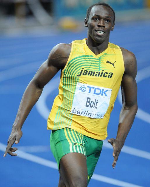 Biography Intertainment  Usain Bolt Biography