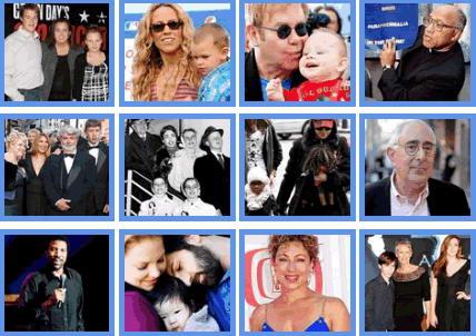 Celebrity Adoptions: Do Stars Get An Advantage? | HuffPost