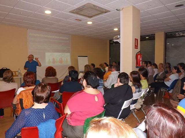 Conferencia sobre BioNeuroEmoción 8 Octubre 2013