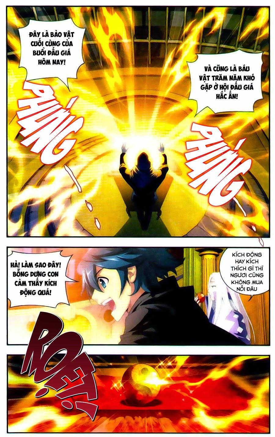 Đấu Phá Thương Khung chap 102 page 3 - IZTruyenTranh.com
