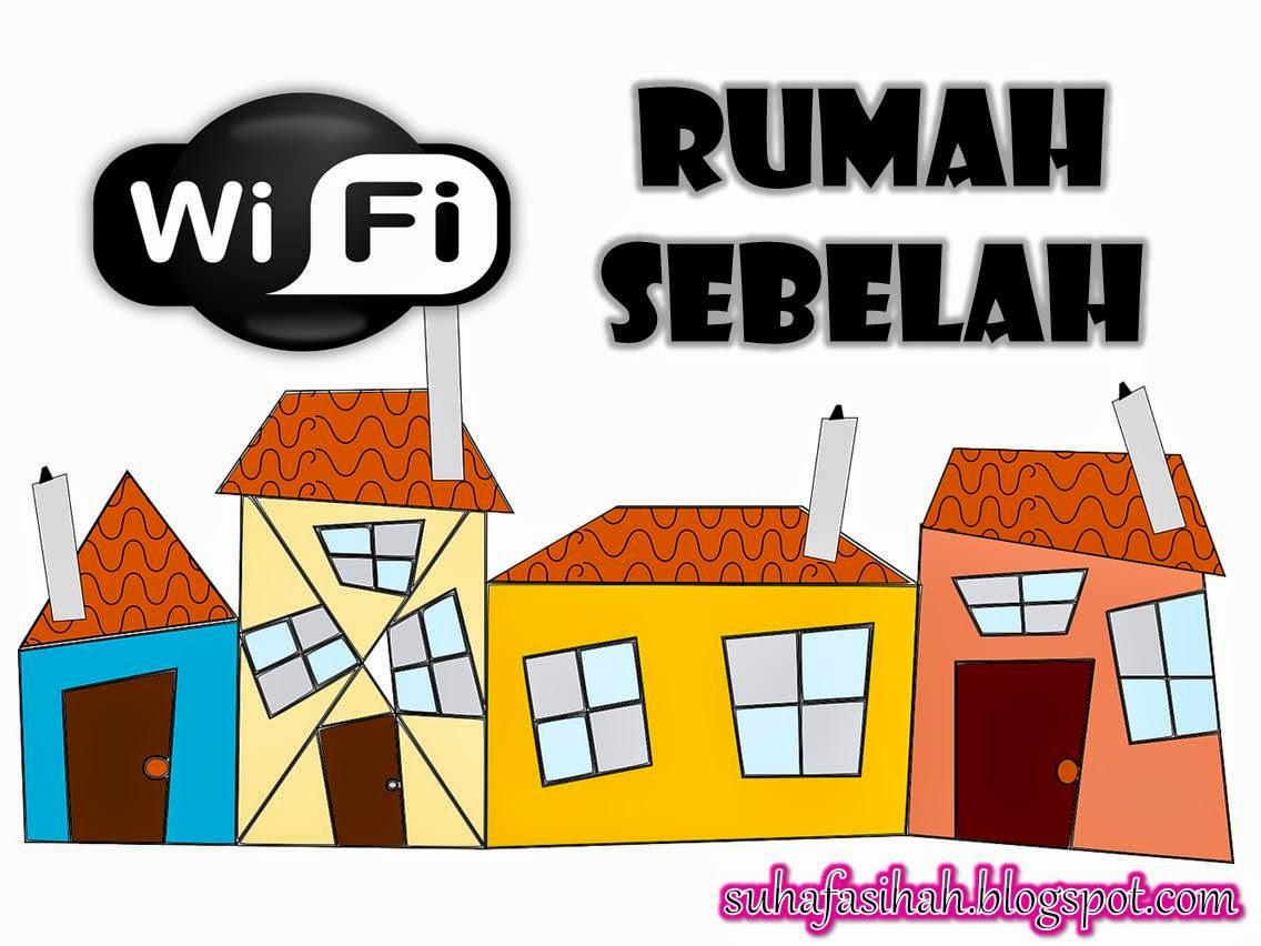 Cerpen | WiFi Rumah Sebelah
