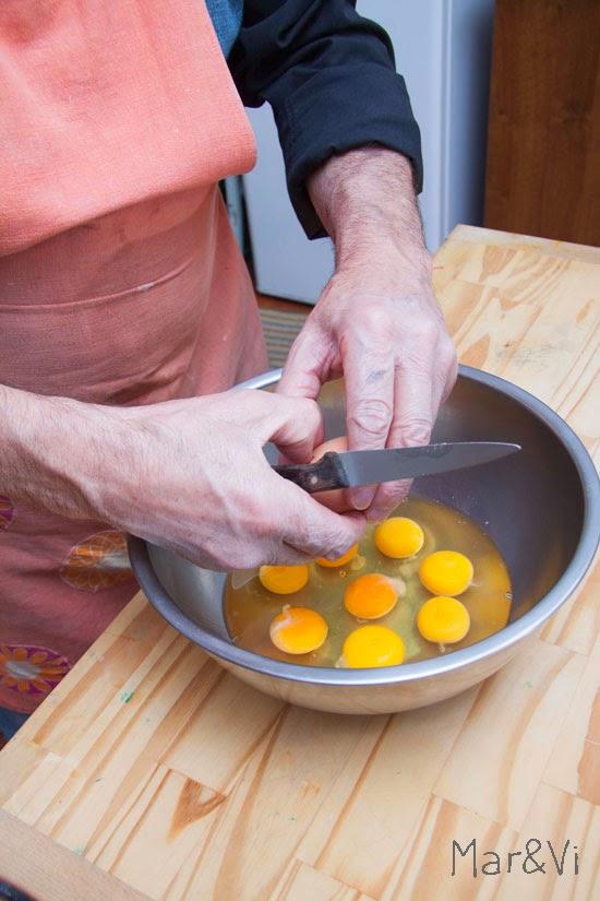 ricetta di taglietelle fatte in casa