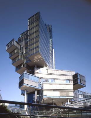 Un mundo en construcci n cuatro grandes obras for Obras arquitectonicas
