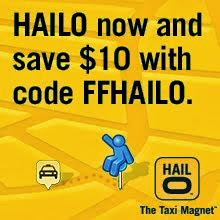 Hailo Taxi Hailing App! Get $15 off your 1st ride now with new promo code FREEINDC