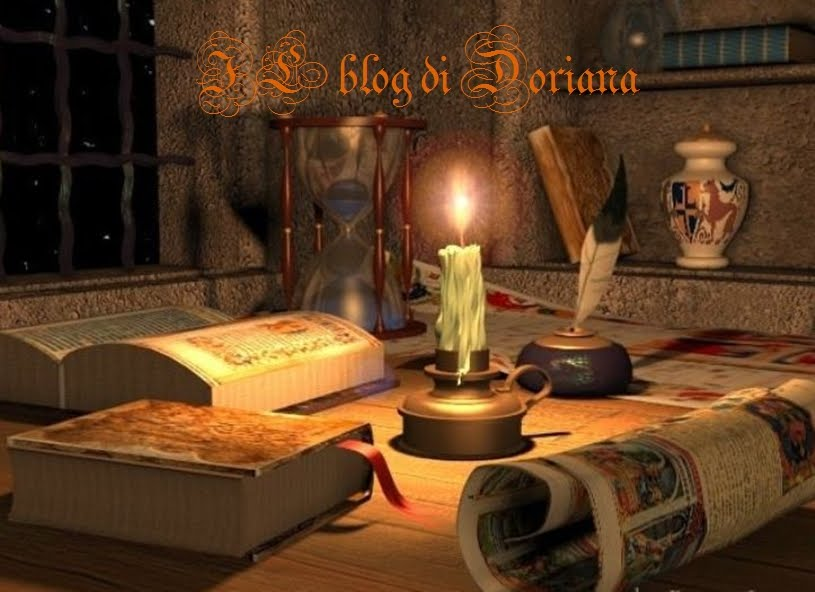 DORIANA'S BLOG