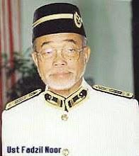 Allahyarham+UstFadzil Memperingati Almarhum Ustaz Fadzil Noor