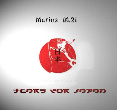 Marius M.21 - Tears For Japan (Original Edit 2011).