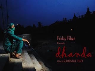 Dhanda Poster