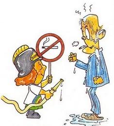 Que modificações acontecem com a fumagem deixada