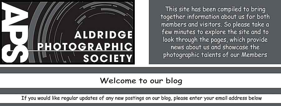 Aldridge Photographic Society