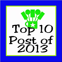 Top 10 Posts of 2013 at Kims Kandy Kreations