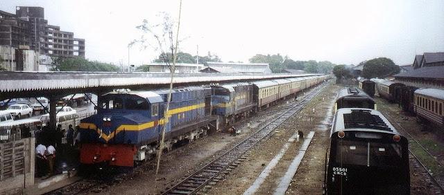 Tanzania Railways