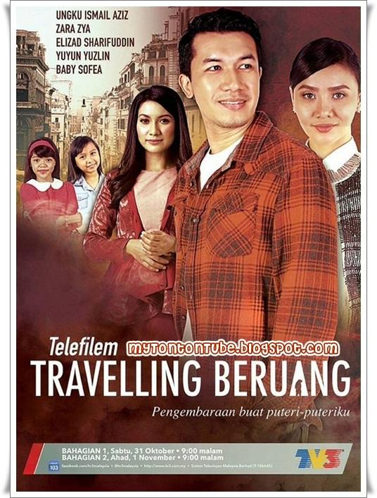Travelling Beruang (2015) TV3 - Full Telemovie