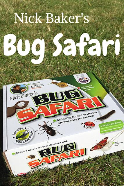 Nick Baker's Bug Safari by Interplay UK