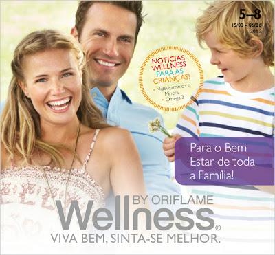 Catálogo Wellness - 5 ao 8 de 2012
