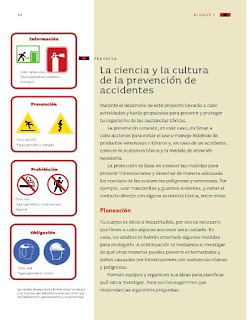 Apoyo Primaria Ciencias Naturales 4to grado Bloque I Proyecto La ciencia y la cultura de la prevención de accidentes