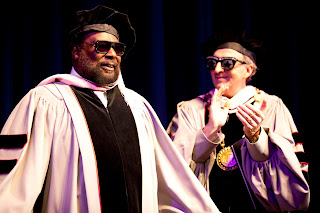 George Clinton: Awarded an Honorary Doctorate from Berklee College of Music