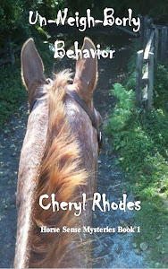 Un-Neigh-Borly Behavior by Cheryl Rhodes