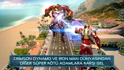 Iron Man 3 Android İndir
