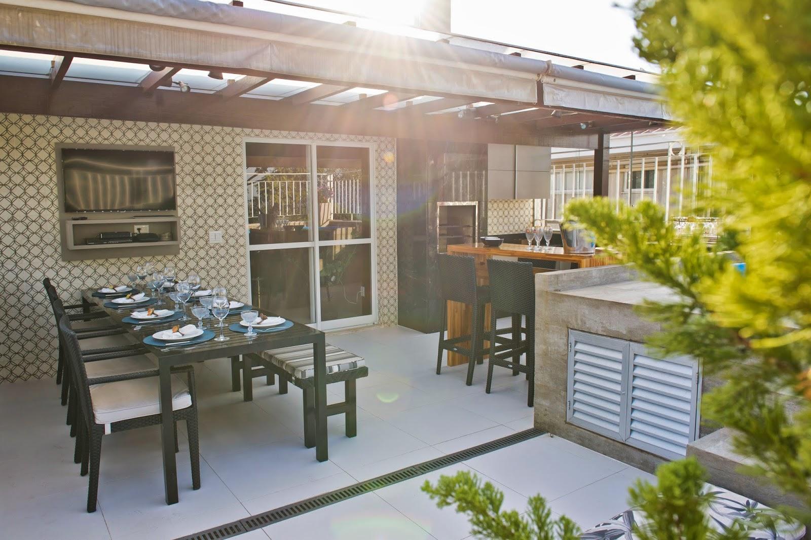 #A79E24 Blog da Juliana Faria : Projeto Área externa de cobertura 1600x1066 px Projetos De Cozinha Externa_5445 Imagens