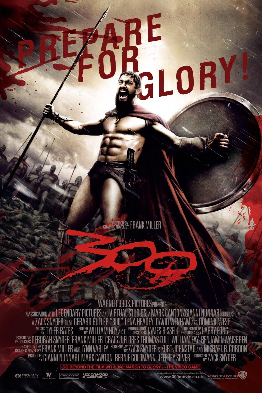 300 Full Movie >> 300 2006 Official Home Pubfilm Com