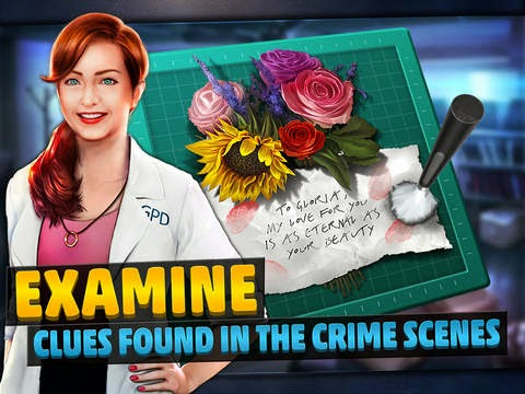Join the Police of Grimsborough to solve a series of murder cases in this captivating hidden object,