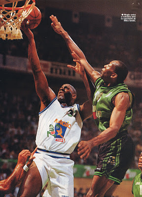 Magic en Badalona 1994
