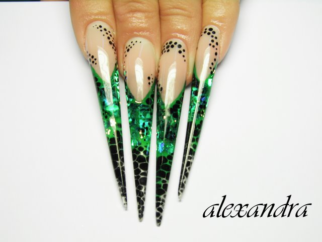 Nail art: 2012