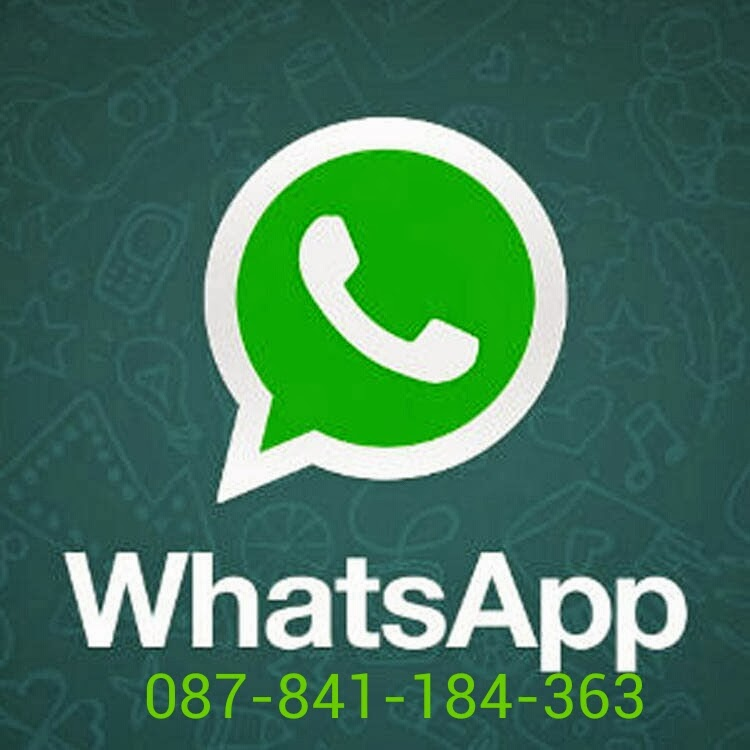 Lewat WhatsApp