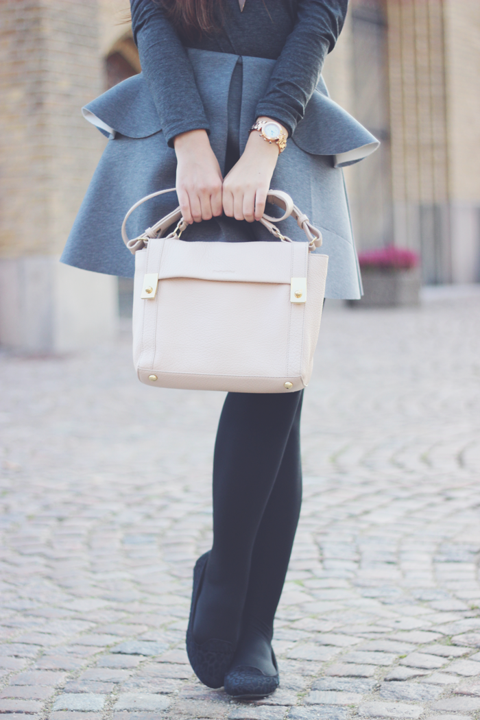 See By Chloe pearl bag satchel fashion blog