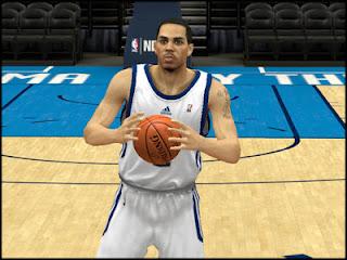 NBA2K13 Thabo Sefolosha Cyber Face Mods