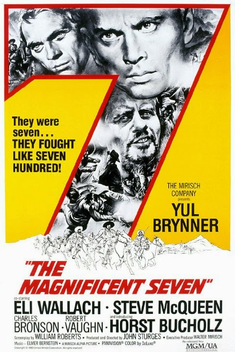 Los siete magníficos  (The Magnificent Seven) ()