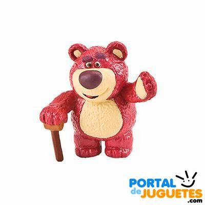 Figura Lotso Toy Story 3 Bullyland 12766