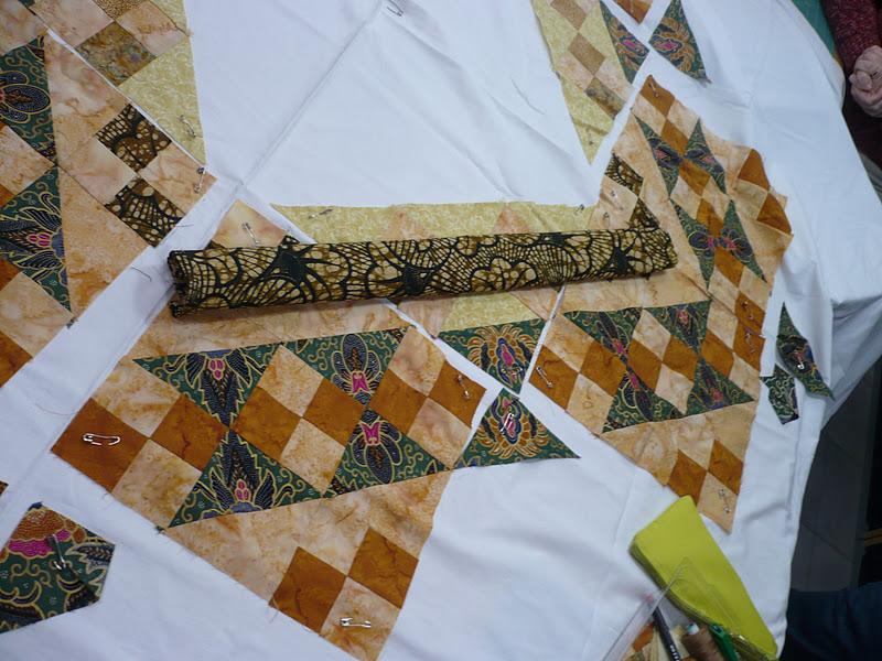 Dat doe ik in een dag laura 39 s quilt atelier for Quilt maken met naaimachine