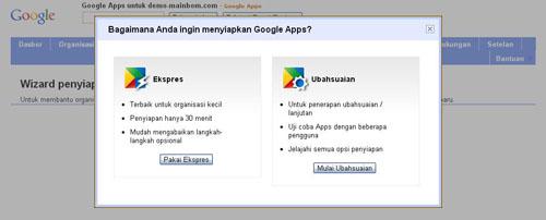 Cara Membuat Akun Google Apps Untuk Domain