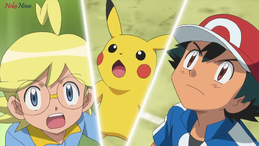 Pokemon XY Episode 25 Subtitle Indonesia