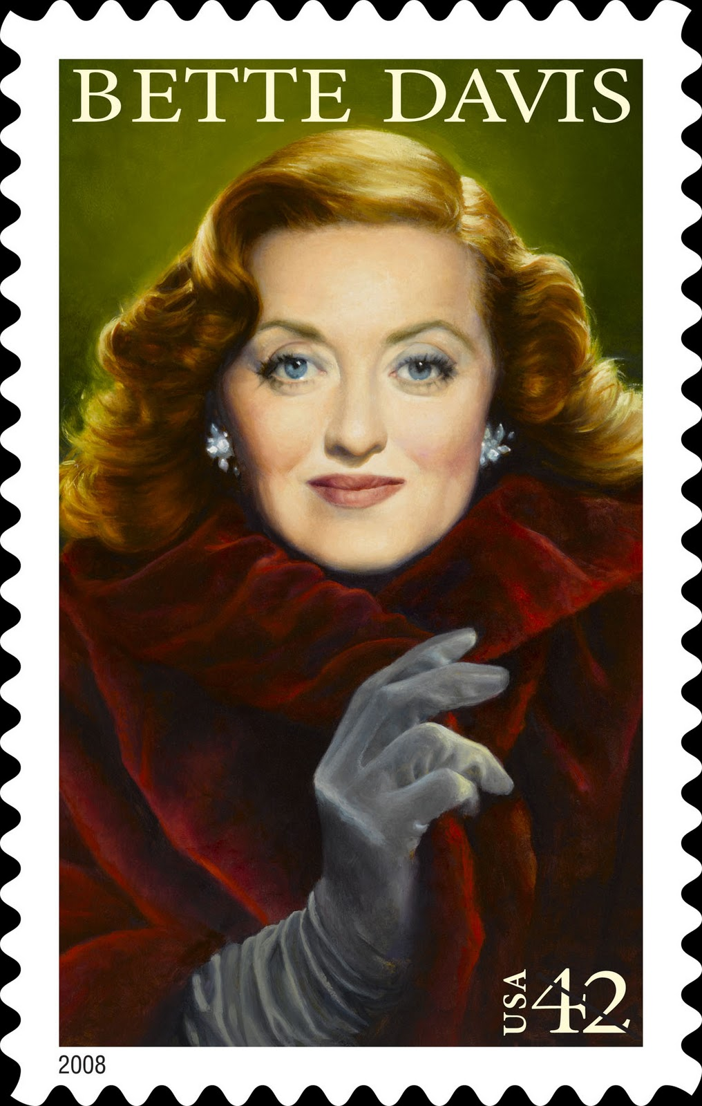 Java S Journey Katharine Hepburn Graces A Stamp