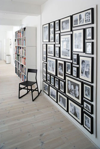 Neo arquitecturaymas: Decorar paredes con fotos